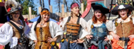 Pirates Weekend