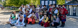 Time Travelers Weekend (Adults get in for $15.72!)