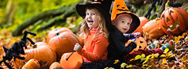 Tricks or Treats Weekend (Kids FREE)