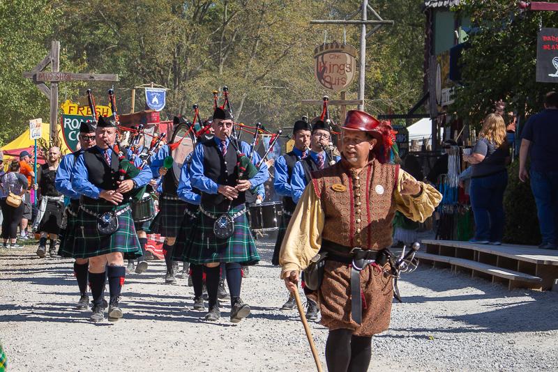 Highland Weekend
