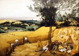 Elizabethan Harvest Festivals