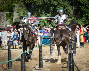 Jousting - ORF's Favorite Full-Contact Sport
