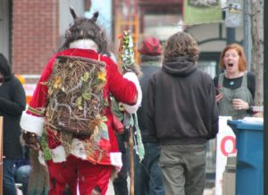 Krampus Culture Alive and Well in Ohio
