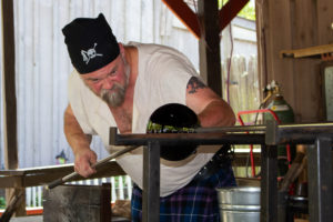 Crafters and Artisans Series: Glassblowers