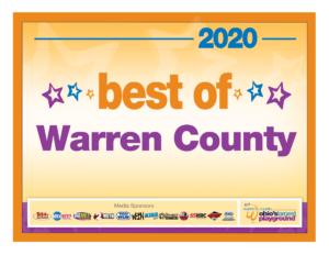 Do You feel we were the best of Warren County in 2020? Nominate Us!