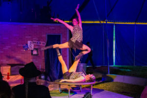 Stupendous Times with 20th Century Circus