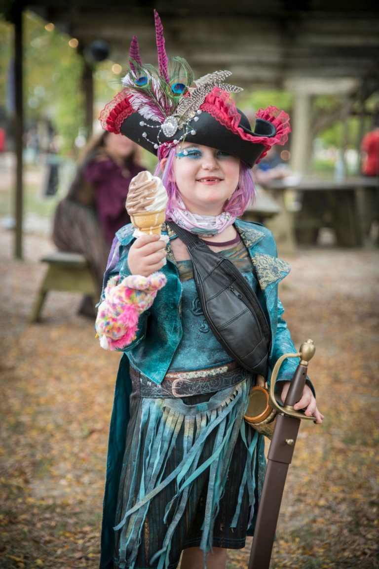 Have a sweet tooth? Sweet treats like frosty ice cream abound in the village.