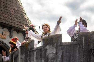 The 32nd Ohio Renaissance Festival: Opening Weekend